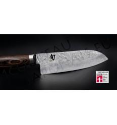 Couteau de cuisine Santoku 1702